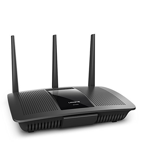 Linksys EA7500 Dual-Band Wi-Fi Router...