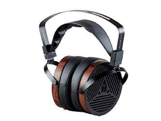 Monolith M1060 Over Ear Planar Magnetic Headphones - Black/Wood