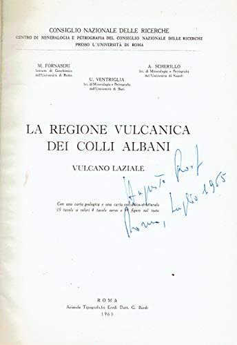 Idrogeologia Edlla Provincia Di Roma. Vol. Iii, Regione Vulcanica Dei Colli Albani