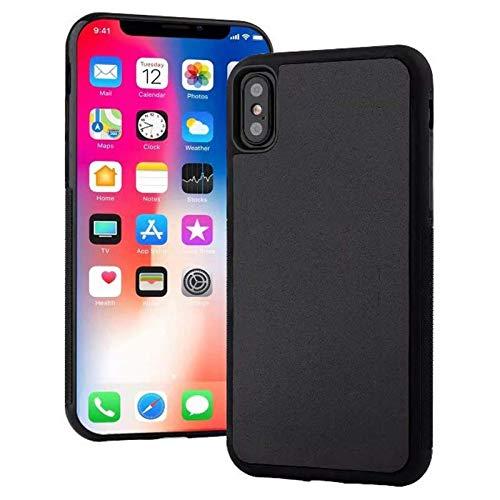 Custodia per telefono antigravit per iPhone 12 11 Pro Max XR X XS 8 7 Plus 6 6S 5S SE 2020 Cover adsorbita antiurto magica con aspirazione nano