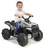 Feber - Boxer Quad Elettrico per Bambini 12V, 800012541
