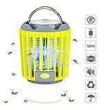 veerkey Lampe à LED 3-en-1Anti-moustiques pour Tente...