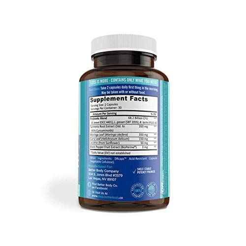 Provitalize   Best Natural Weight Management Probiotic 3