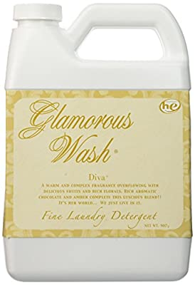 The wash can be used for both machine washing and hand washing The Tyler detergent has been formulated to clean effectively yet remain gentle on delicate, specialty fabrics Use the Glamorous Wash to clean your linens, lingerie, fine fabrics, and much...