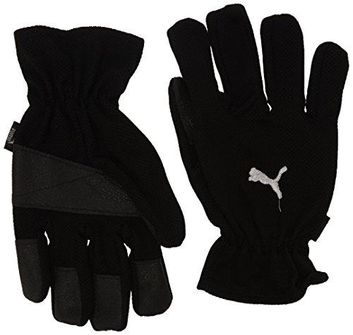 Puma Unisex Spielerhandschuhe Winter, black/white, 5, 040014 01