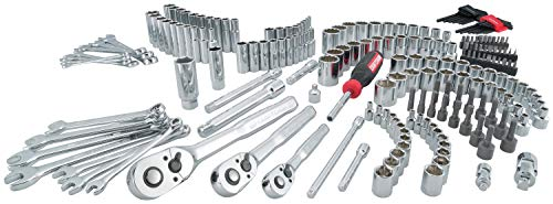 Product Image 3: CRAFTSMAN Mechanics Tools Kit with 3 Drawer Box, 216-Piece (CMMT99206)