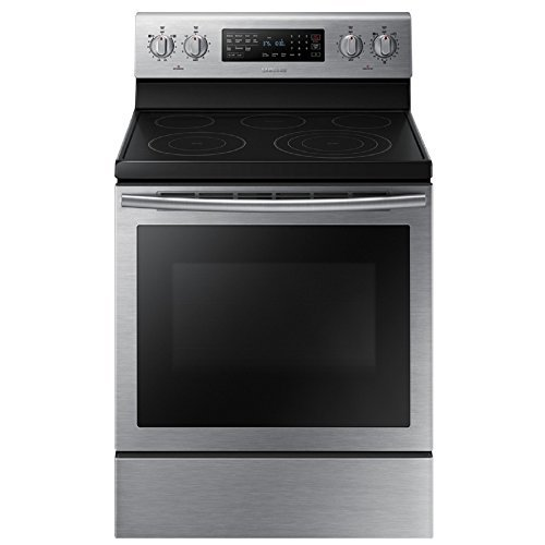 Samsung Appliance NE59J7630SS 30' 5.9 cu. ft. Freestanding...