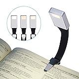 LED Lampe de Lecture, LSNDEE Liseuse USB Rechargeable Lumière Pour Les...