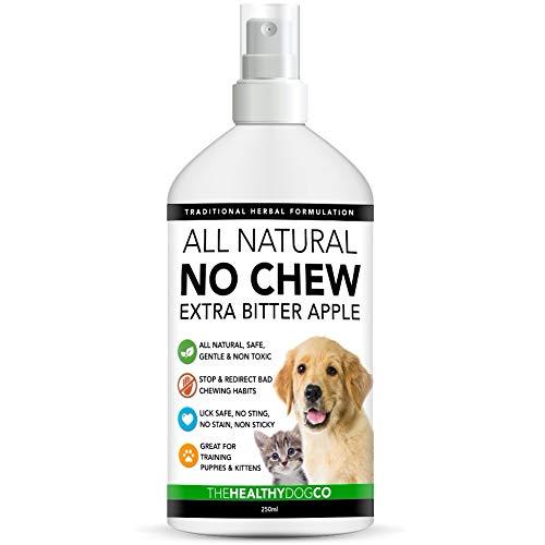 The Healthy Dog Co Spray antimordeduras para Perros con Aroma a...