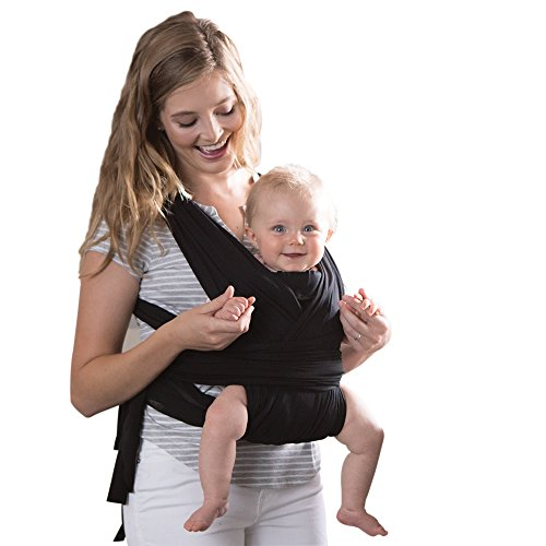 Boppy ComfyFit Baby Carrier, Black
