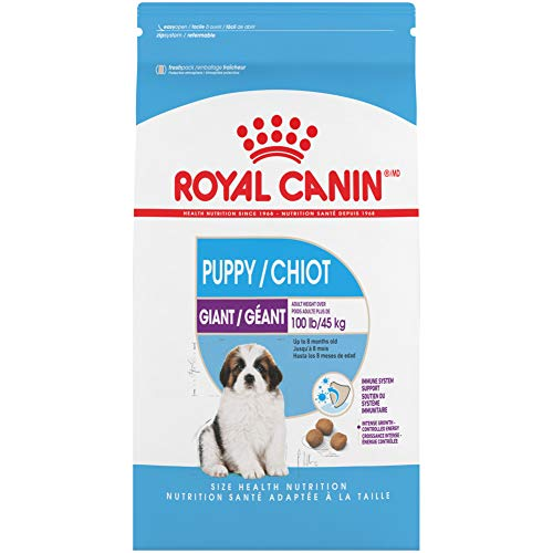Royal Canin Giant Puppy Dry Dog Food, 30 Lb.