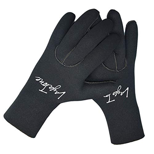 LayaTone Surfhandschuhe 2mm / 3mm / 5mm Neoprenhandschuhe Fünf-Finger-Neoprenhandschuhe Taucherhandschuhe Handschuhe