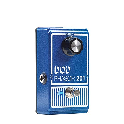 DOD Phasor 201 Guitar Effects Pedal