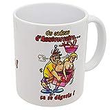 Kalféa Mug Cadeau Joyeux Anniversaire Humoristique avec Illustration d'une...