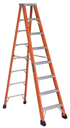 Louisville Ladder FS1308HD 375-Pound Duty Rating,...