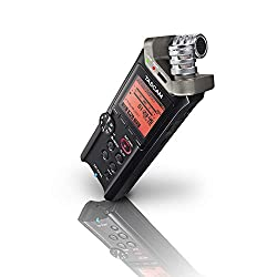 Tascam DR-22WL Portable Handheld WiFi Audio Recorder Review