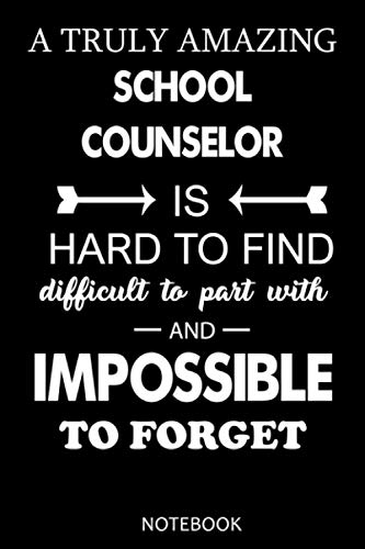 A Truly Amazing School Counselor is Hard to Find and...
