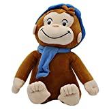 Peluche George Doll Toy Elf Holiday Monkey Peluche / 30cm