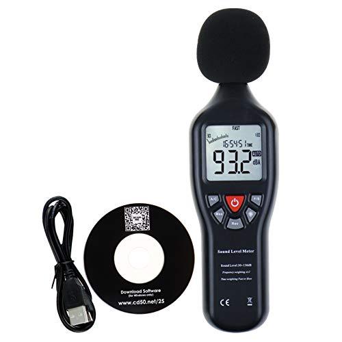 Professional Decibel Meter, Digital Sound Level...