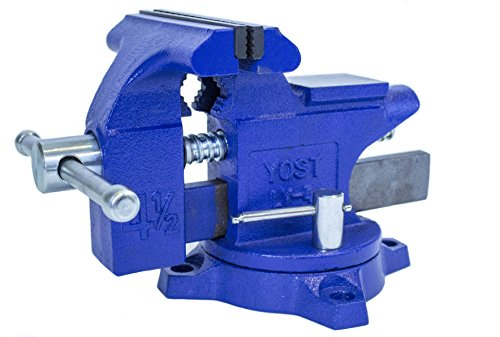 Yost LV-4 Home Vise 4-1/2'  (1 Pack)