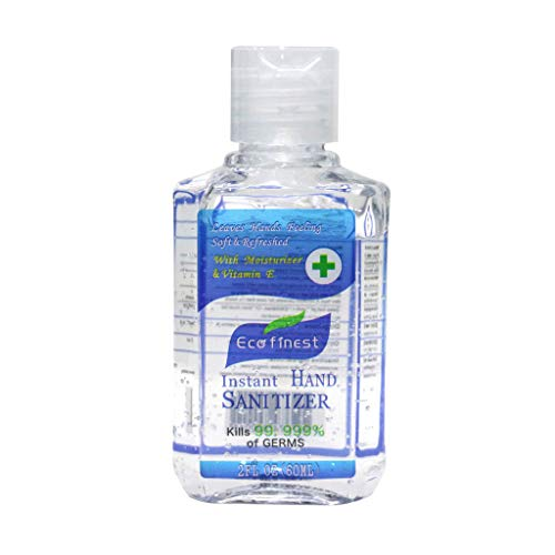 Snowfoller Natural Gel Hand Soap Foam Alcohol Free Foaming Hand Sanitizer Pump No Rinse Foam Hand Soap Gel Liquid Hand Wash (Blue)