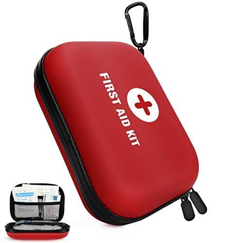 Fostoy Kit de Primeros Auxilios, Kit de Primeros Auxilios Mini de 120...