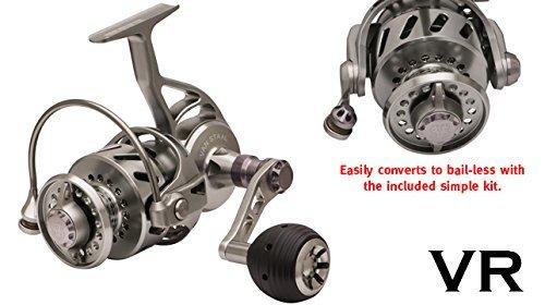 Van Staal VR175 Bailed Spinning Reel by