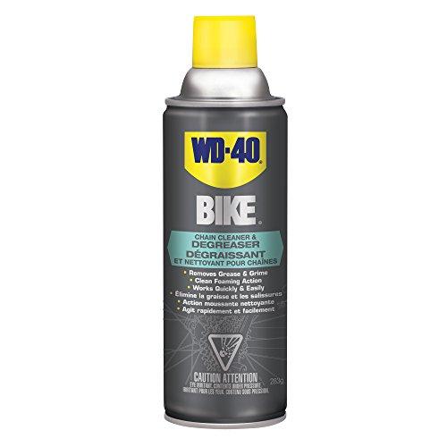 WD-40 Bike 3006 Chain Cleaner & Degreaser, 283g