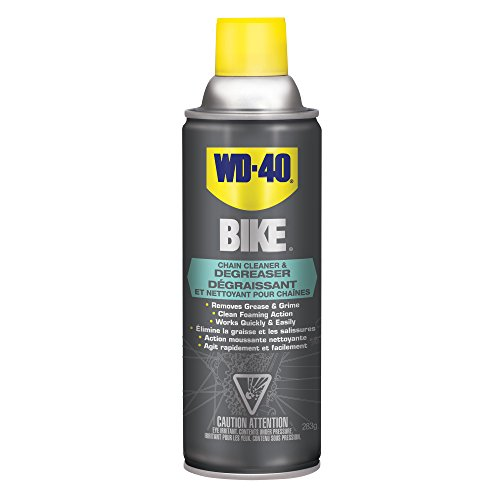 WD-40 Bike 3006 Chain Cleaner & Degreaser (283g)