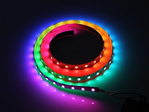 ?デジタルRGB LED Flexi-Strip 30 LED - 1メートル