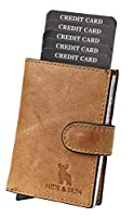 Durable Material: This Functional Card Holder Has Been Constructed Using Durable Grain Leather To Ensure Enduring Service .Its Utility Is Further Enhanced Due To The Durable Cloth Inner Lining.The Unique Thing About This Card Case Is That It Made Up ...