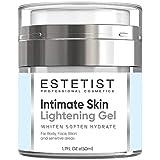 Intimate Skin Lightening Cream for Dark Spots - Skin Whitening for Face, Underarm, Knees, Elbows, Neck, Bikini Line, Body, Private Areas - For Men or Women