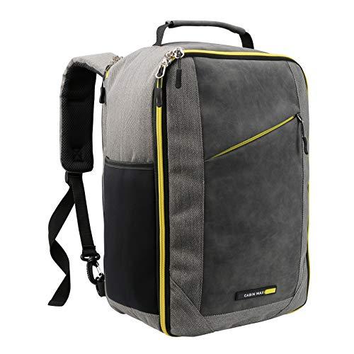 Cabin Max Manhattan Stowaway XL Zaino Borsone Valigia Cabin Size per Ryanair 40x20x25 Perfetto come...