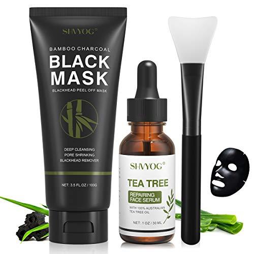 Blackhead Peel Off Face Mask, SHVYOG 3-in-1...
