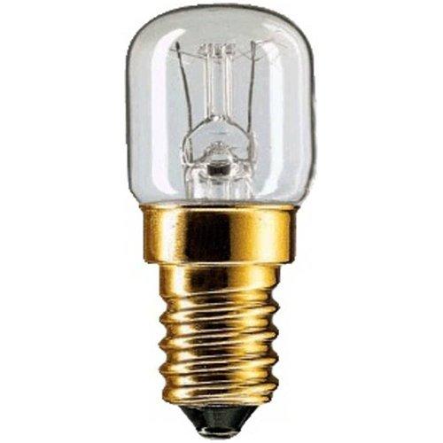 Unbekannt Lampadina per Frigorifero, Lampadina Speciale per elettrodomestici, E14, 230 V, 15 W,...