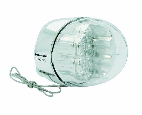 Panasonic(パナソニック) 5LEDハブダイナモ専用ライト SKL092/前照灯 CP