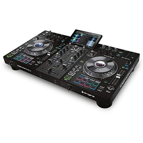 DENON DJ PRIME 2 Console standalone a 2 deck