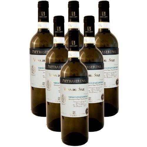 Vernacci Di San Gimignano Docg Vigna Del Sole (6 bottiglie 75 cl.)