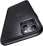 Humixx 2021最新版 For iPhone 11 Pro ケース 耐衝撃 米軍MIL規格 半透明 マット感 黄変防止 ……