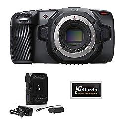 Blackmagic Pocket Cinema 6K Camera EF Mount Review