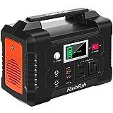 200W Portable Power Station, FlashFish 40800mAh...