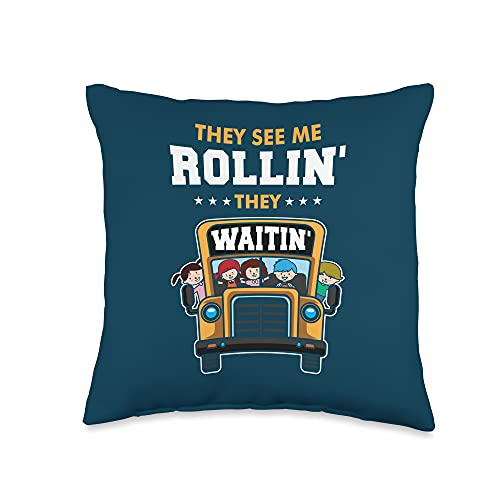School Bus Driver Appreciation Gifts Funny School Bus Driver...