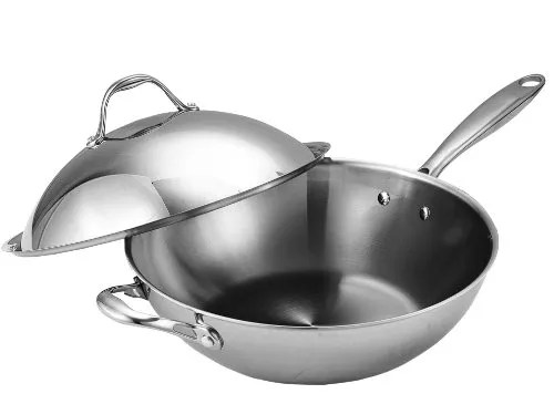 Cooks Standard NC-00233 Stainless Steel...