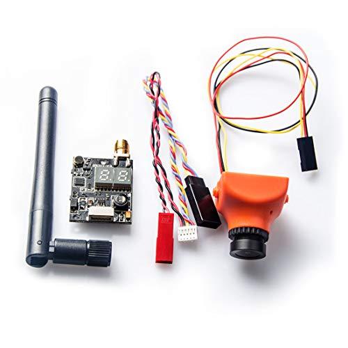 AKK TC1 Micro 600TVL FPV Camera e 5.8G 40CH FPV Trasmettitore per Multicopter FPV