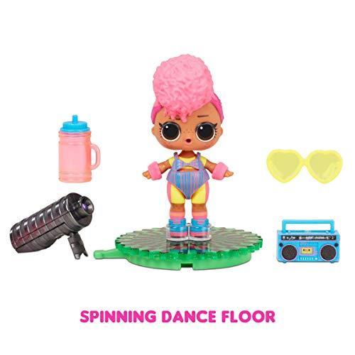 Image 1 - LOL Surprise Poupées Dance Dance Dance - 8 surprises, vêtements et accessoires - Comprend une piste de danse tournante et son propre mouvement de danse - à collectionner