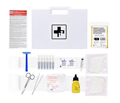 Botiquín maletín de primeros auxilios para MASCOTAS (BOX)