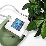 Landrip Sistema de riego automtico, DIY Kit de riego por Goteo para Plantas de Interior, Operacin de alimentacin Micro USB, riego de Las Plantas de Vacaciones