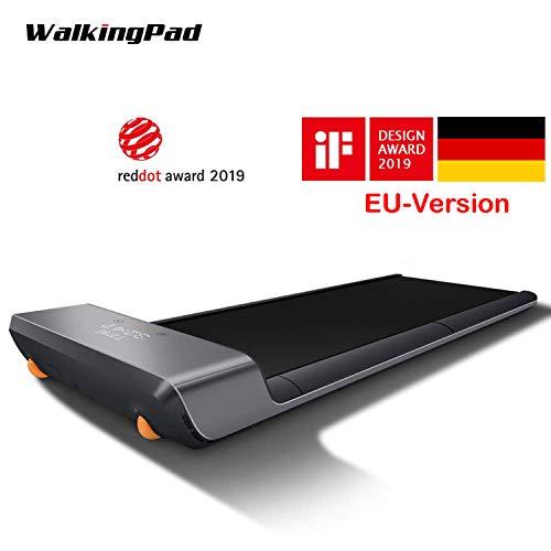 Zinnz Selected, WalkingPad A1 EU, tapis roulant pieghevole, elettrico, per casa e scrivania