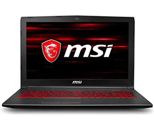 MSI GV62 8RD-011XES - Ordenador portátil de 15.6' Full HD (Intel Core...