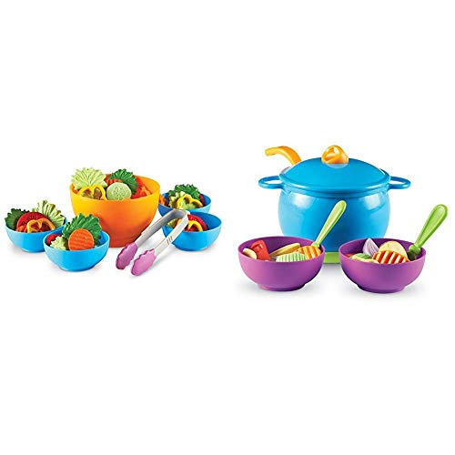 Learning-Resources-Garden-Fresh-Salad-Set-Vegetables-Play-Food-38-Piece-Set-Ages-2